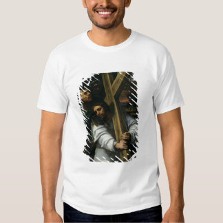 Jesus Carrying the Cross, c.1535 (oil on panel) T Shirt