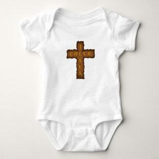 Jesus Cheer Baby Bodysuit