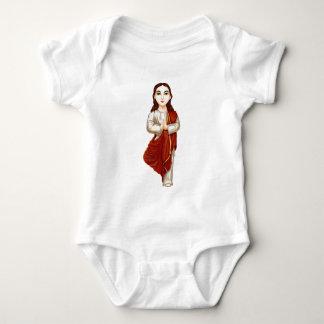 jesus child baby bodysuit