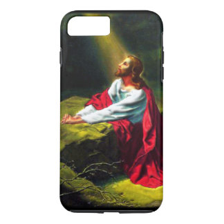Jesus Christ Agony in the Garden of Gethsemane iPhone 7 Plus Case