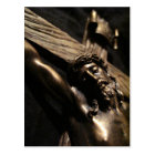 Jesus Christ and him crucified Postcard