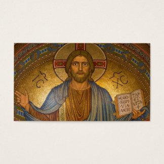 Jesus Christ - Beautiful Christian Artwork Business Card