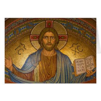 Jesus Christ - Beautiful Christian Artwork Card