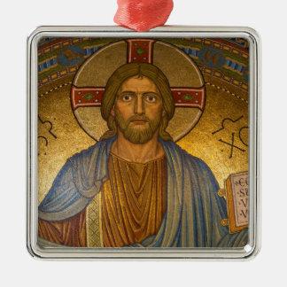Jesus Christ - Beautiful Christian Artwork Metal Ornament