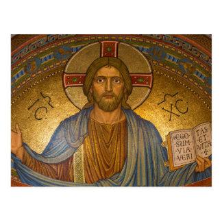 Jesus Christ - Beautiful Christian Artwork Postcard