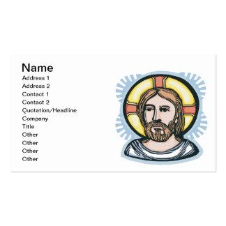 Jesus Christ Business Card