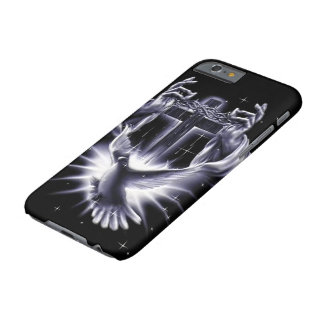 Jesus Christ Crown of Thorns and Dove Barely There iPhone 6 Case
