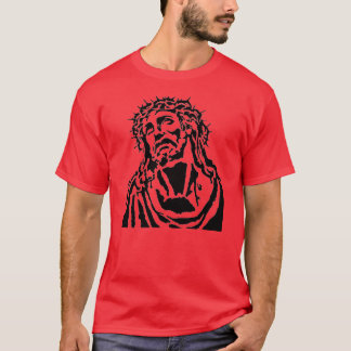 Jesus Christ Crown of Thorns T-Shirt