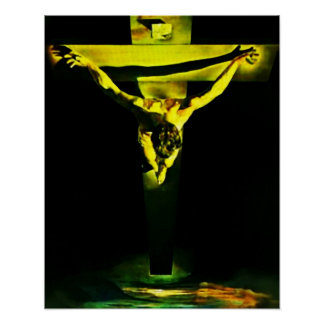 Jesus Christ Crucifixion 01 Poster