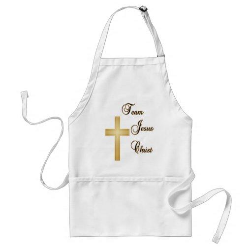 Jésus-Christ d'équipe Tabliers