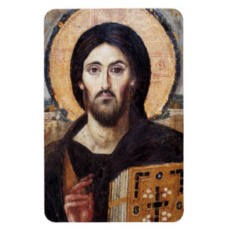 Jesus Christ Icon Flexible Magnet