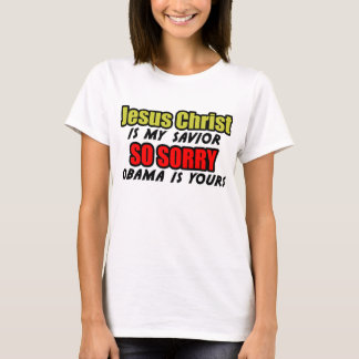 Jesus Christ Is My Savior T-Shirt