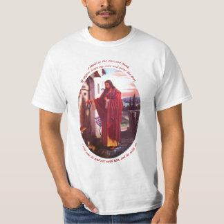 Jesus Christ Knock at Door Religious T-Shirt Gift