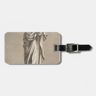 Jesus Christ Luggage Tag