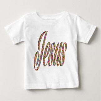 Jesus Christ Messiah Religion Divine Holy God Baby T-Shirt