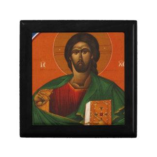 Jesus Christ Orthodox Christian Icon Gift Box