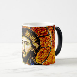 Jesus Christ, Pantocreator Magic Mug