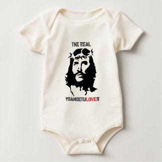 jesus-christ-revolution-christian easter christmas baby bodysuits