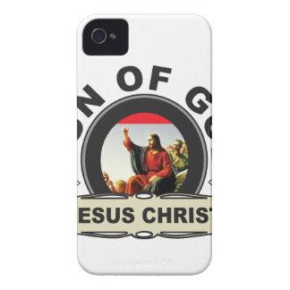 Jesus Christ son of god Case-Mate iPhone 4 Case