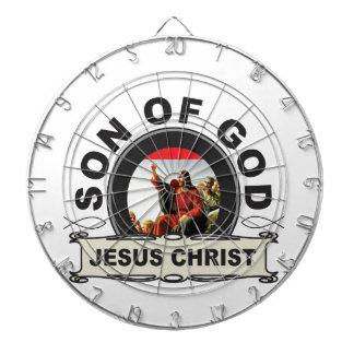 Jesus Christ son of god Dartboard