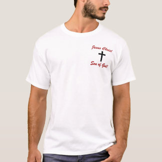 Jesus Christ   Son of God T-Shirt