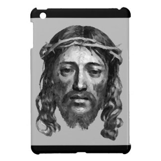 Jesus Christ Th Messiah Christian Art iPad Mini Cover