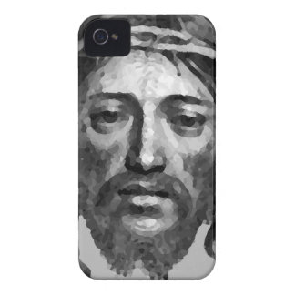 Jesus Christ Th Messiah Christian Art iPhone 4 Case