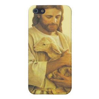 Jesus Christ the Good Shepherd iPhone 5/5S Covers