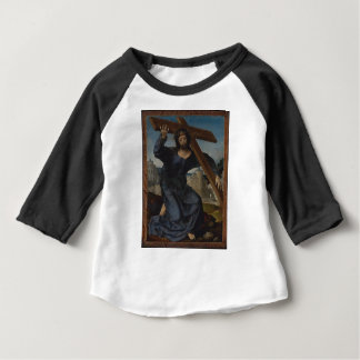Jesus Christ With Cross Baby T-Shirt