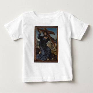 Jesus Christ With Cross Baby T-Shirt
