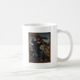 Jesus Christ With Cross Coffee Mug