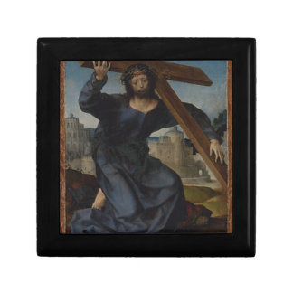 Jesus Christ With Cross Gift Box