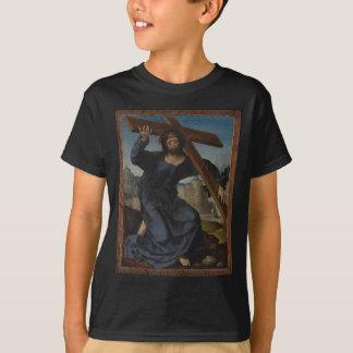 Jesus Christ With Cross T-Shirt
