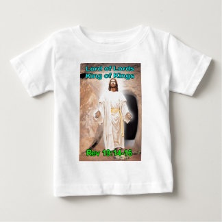 Jesus coming out of Tomb Baby T-Shirt