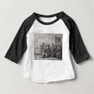 Jesus Confronts 12 Apostles Baby T-Shirt