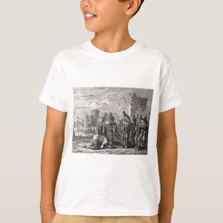Jesus Confronts 12 Apostles T-Shirt