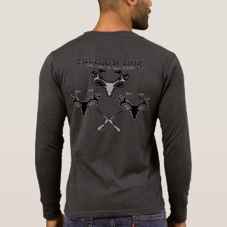 Jesus Country Cross Rifles Trophy Trinity T-Shirt