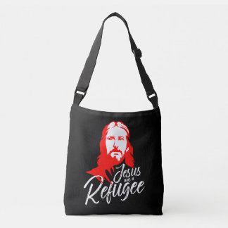Jesus Dark Sling Bag