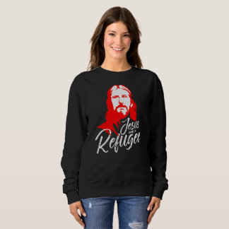 Jesus Dark Women's Basic Sweatshirt