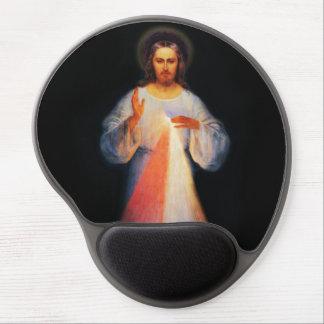 Jesus Divine Mercy Gel Mouse Pad