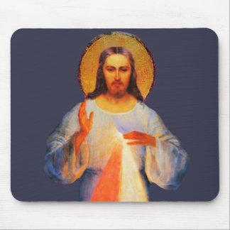 Jesus Divine Mercy Mouse Pad