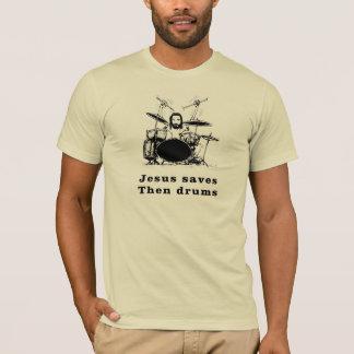 Jesus drummer T-Shirt