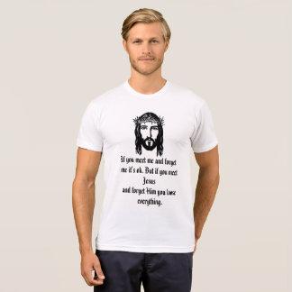 Jesus Face T-Shirt
