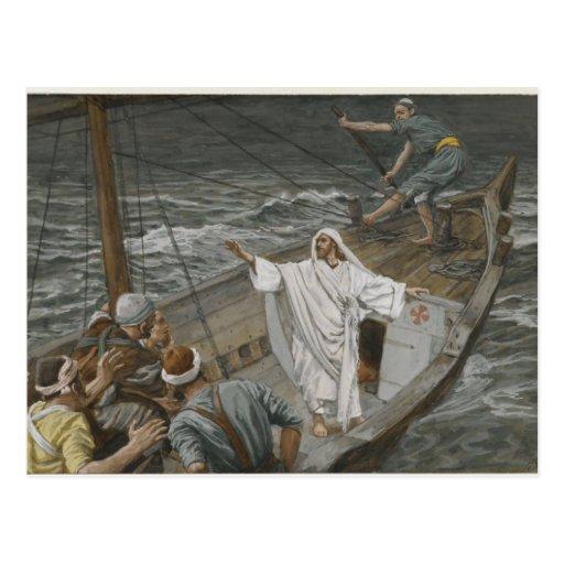 Jesus Faith Christ Christian Inspirational Destiny Postcards