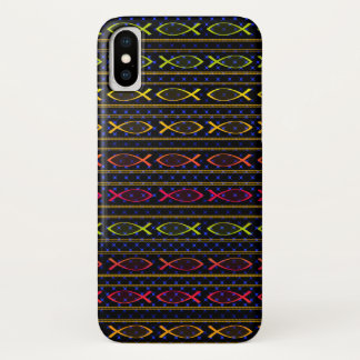 Jesus Fish and Rope Case-Mate iPhone Case