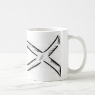 Jesus Fish Classic White Coffee Mug