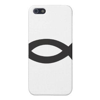 Jesus Fish iPhone 5/5S Covers