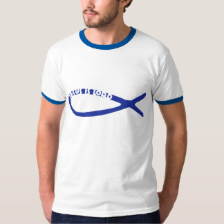 Jesus Fish - Jesus Is Lord T-Shirt