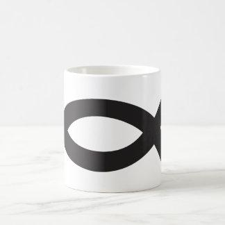 Jesus Fish Mug