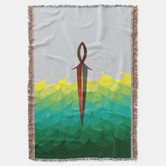 Jesus Fish Sword and Sea Throw